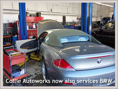 BMW Service and Repair